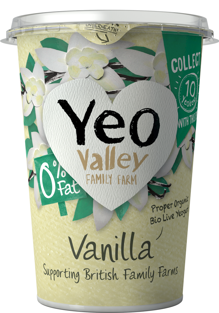 Yogurt Yeo Valley