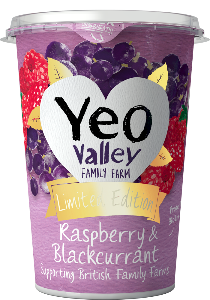 raspberry and blackcurrant pot packshot