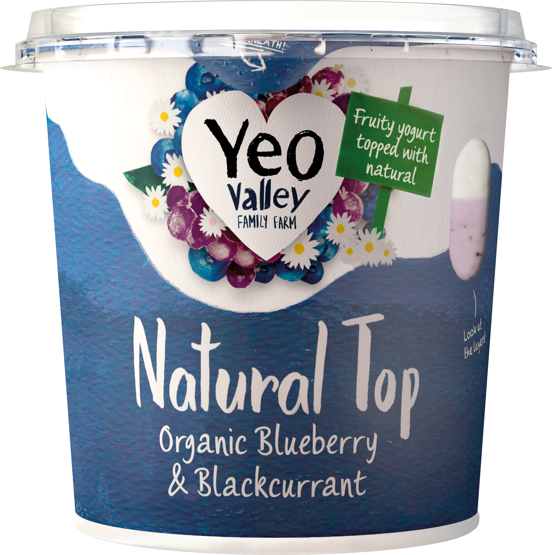 Yeo Valley organic Natural Top
