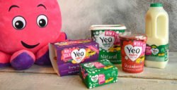 Yeo Valley Organic on pack competition