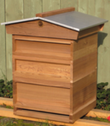 We're putting hives like this one across British dairy farms