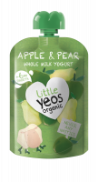 Yeo Valley organic Apple and Pear yogurt pouch for children