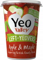 left yeovers apple and maple packshot