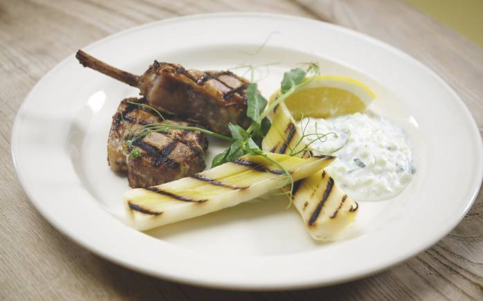 Use Yeo Valley Organic Natural yogurt to make a marinade for lamb