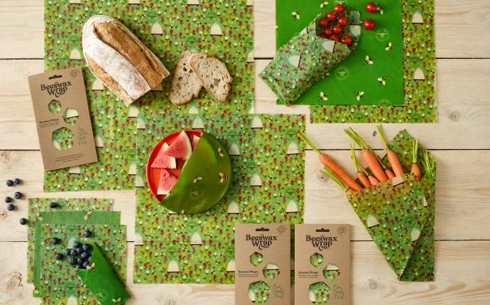 win 1 of 3 bumper bundles from The Beeswax WrapCo.