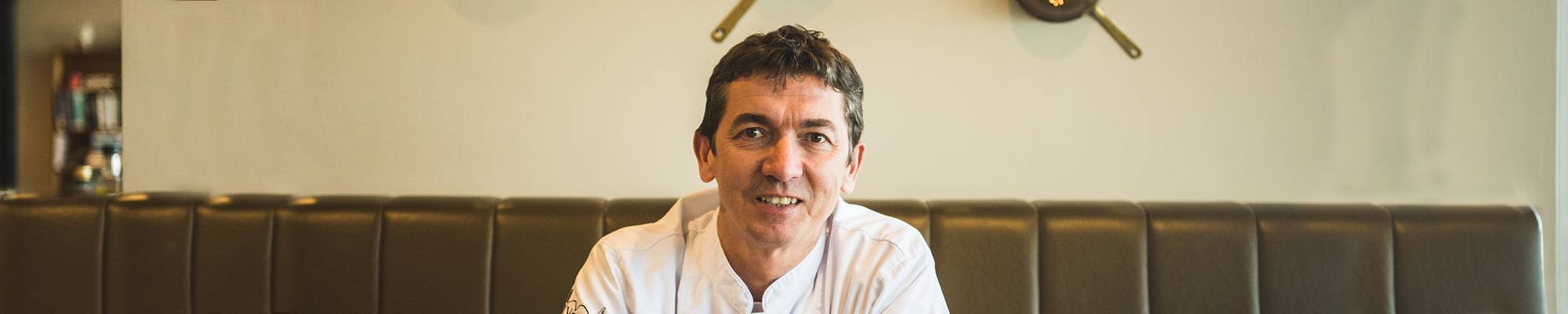 Yeo Valley Organic Food Ambassador Paul Collins