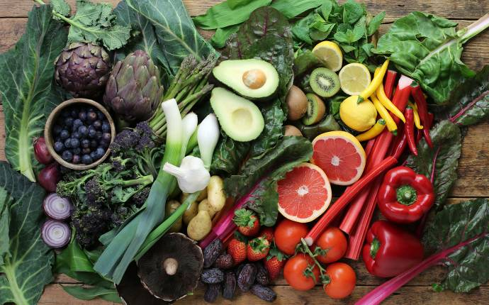 win fruit & veg boxes from Abel & Cole
