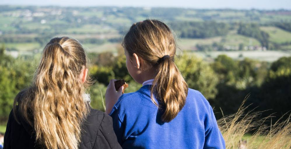 Back to School with Yeo Valley