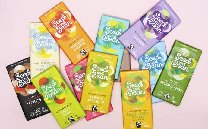 win a delicious chocolate hamper from Seed and Bean