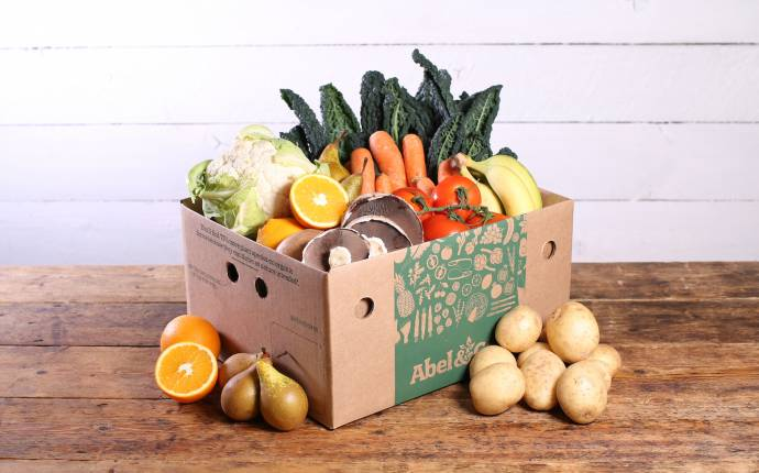win a month of amazing organic fruit & veg!