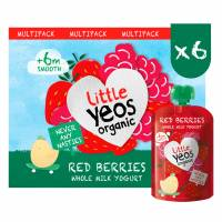 Yeo Valley Organic pouch