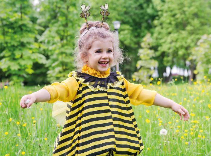 Make Beeboppers with Yeo Valley Organic