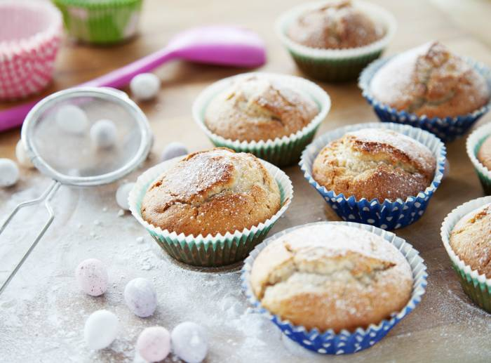 Yeo Valley Organic Fruity Favourites Muffin Recipes
